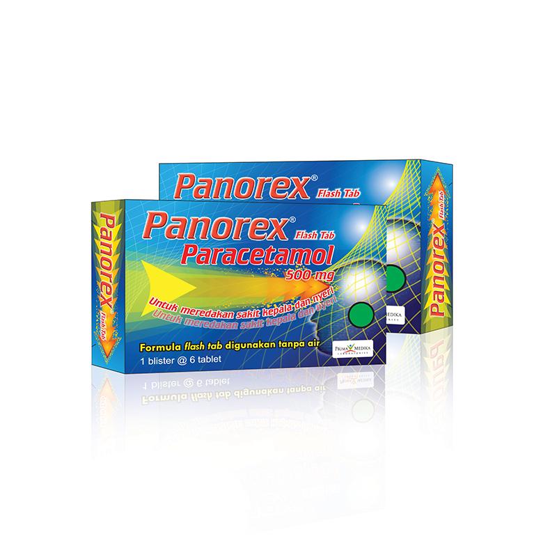 Panorex 500mg