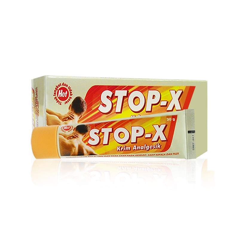 Stop X